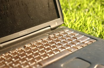 powerbook g3 / pismo in the park