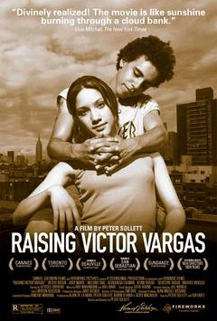 raising victor vargas poster