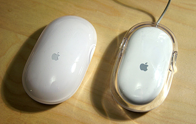 Apple Pro Mouse vs Wireless Mouse