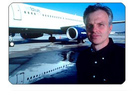 David Neeleman, JetBlue CEO