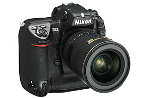 Nikon D2x